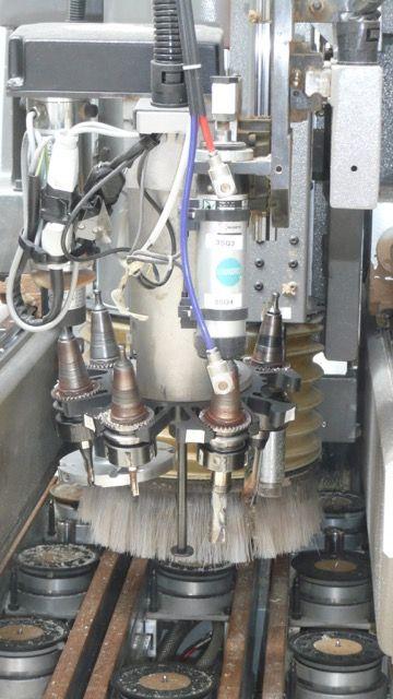 Centre d\'usinage à commande numérique Morbidelli type Author rapid 504K - 2