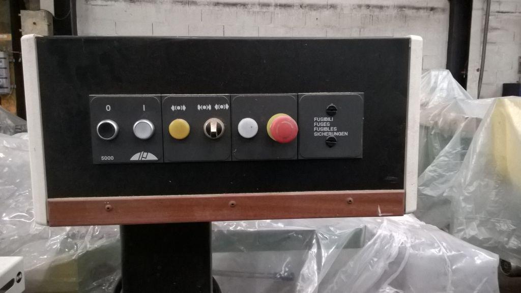 Dégauchisseuse SCM F 410 N
