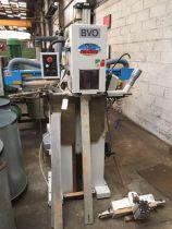 Mortaiseuse à bédane verticale Centauro - type BVO
