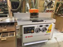 Toupie SCM type T150N INCLINABLE