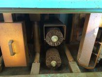 Tunnel d'impregnation Paoloni - Type L 320 - pour bois de charpente