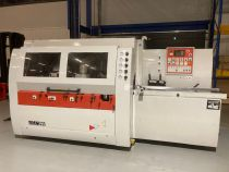4 Faces de charpente VELAVEB type RMM430-2 axes