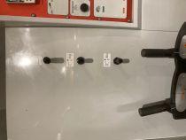 4 Faces de charpente VELAVEB type RMM430-2 axes