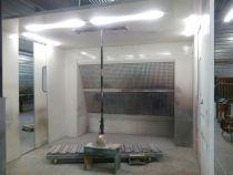 Cabine de vernissage frachon sèche - fermé
