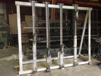 Cadreuse manuelle stromab - type STH/S