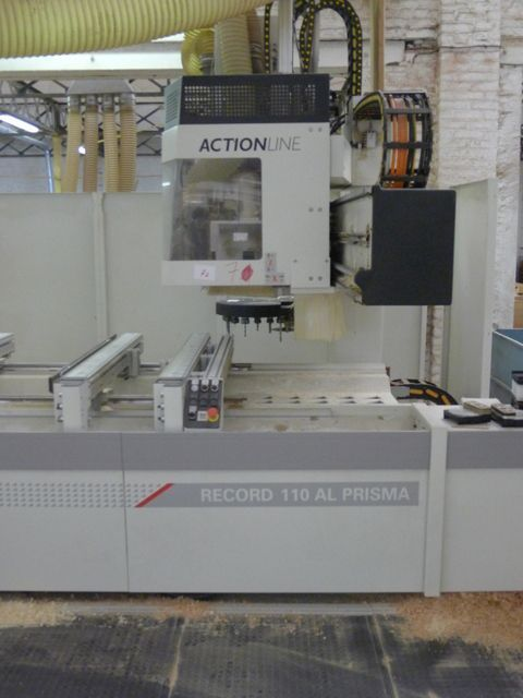 Centre d\'usinage 5 axes SCM Record 110 AL Action Line
