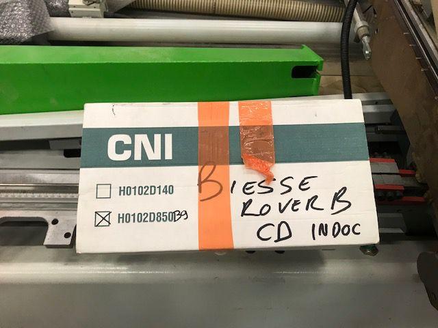 Centre d\'usinage à commande numérique BIESSE type 4.40-4 Axes