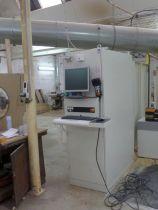 Centre d\'usinage à commande numérique Morbidelli - type Author 600