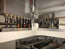Centre d\'usinage a commande numérique SCM type Morbidelli 4 axes