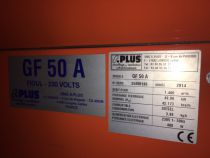 Chauffage –fioul – générateur mobile SMG type GF 50 A