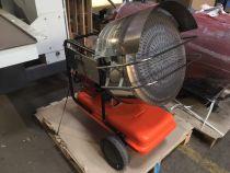 Chauffage –radiant fioul SMG type RIELLO 40 G5R