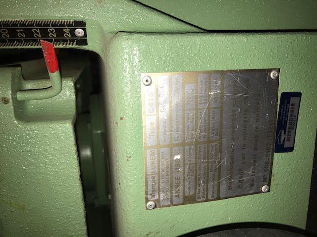 Combiné LUREM type C 410 S