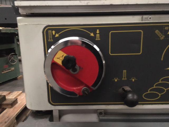 Combinée toupie scie STETON-CMC - type TS 1500