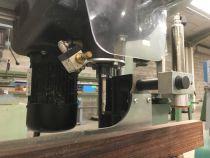 Copieuse aluminium FOM industrie type ISOS