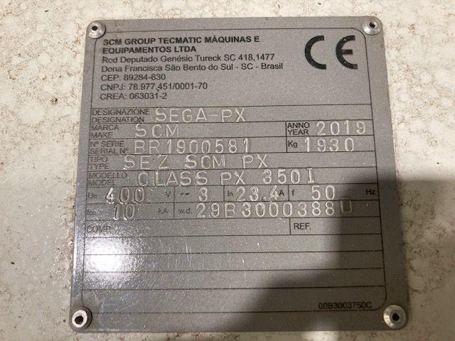 Déligneuse pour panneaux SCM type CLASS PX 350I