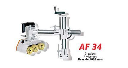Entraineur VELAVEB AF34