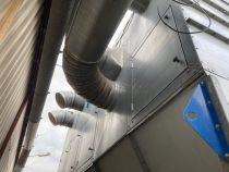 Filtre à vis à décolmatage à contre courant complet type 4 SDF H