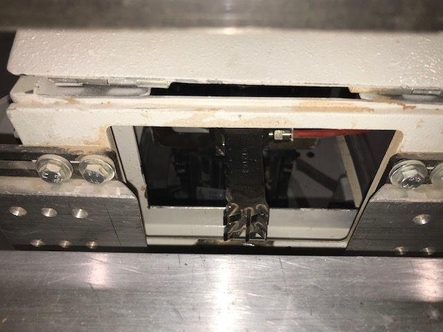 Mortaiseuse à bédane horizontale CENTAURO type BD1