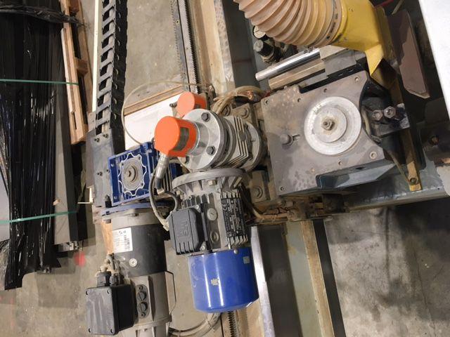 Mortaiseuse à Bédane horizontale MASTERWOOD type OMB1 CN 3K Numérique