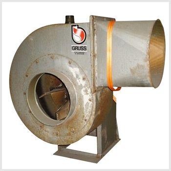 Moto-ventilateur d\'aspiration Gruss