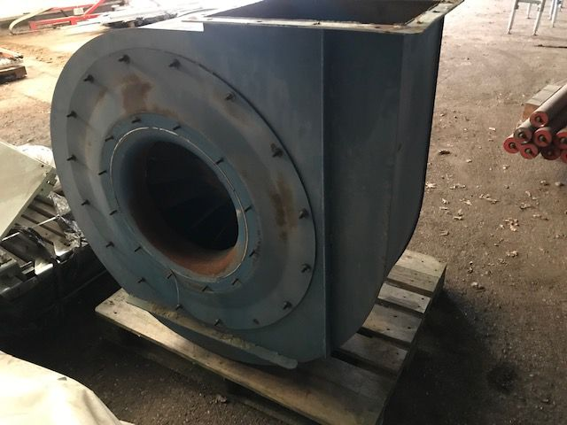 Moto Ventilateur SAMSOUD type TM900