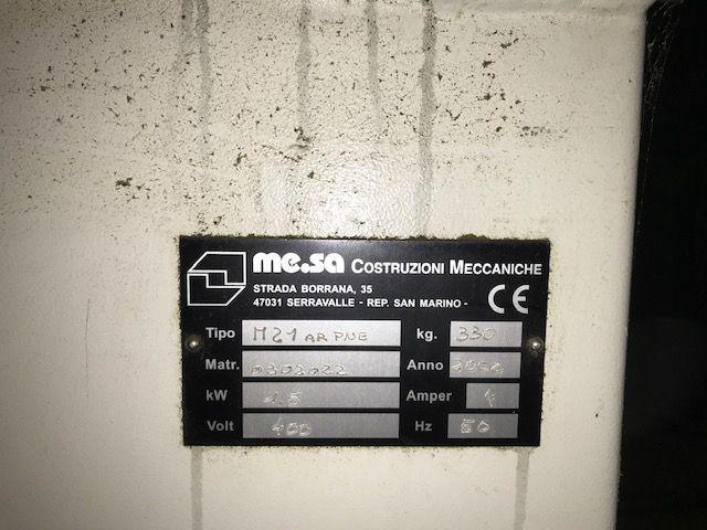 Perceuse multibroche MESA type M21 ARPNE