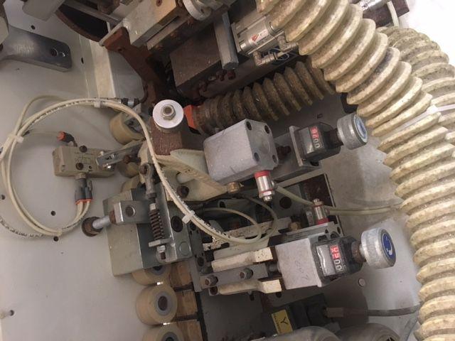 Plaqueuse de chant automatique SCM type K 201