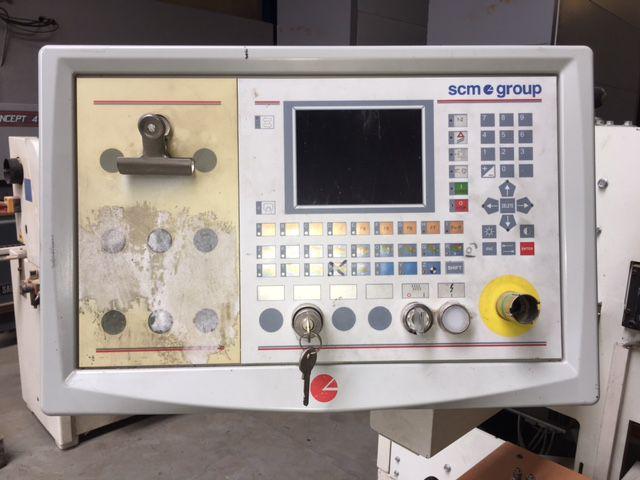 Plaqueuse de chant automatique SCM type K1000
