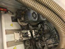 Plaqueuse de chant HOMAG BRANDT type KDF 550 Profiline