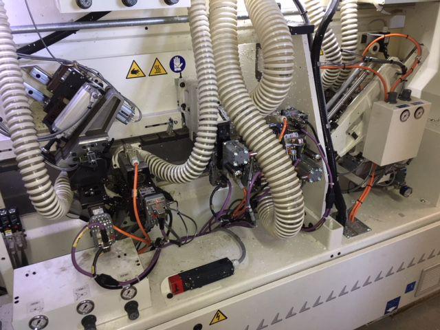 Plaqueuse de chant SCM type K560 HP T ER2 AIR FUSION