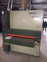 Ponceuse calibreuse SCM - type Sandya 10 RCS 100