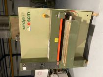 Ponceuse calibreuse SCM type C110 K RT