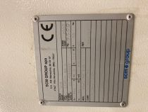 Ponceuse Calibreuse SCM type Sandya 20 S M2