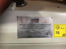 Ponceuse de chant HBM type 300-H