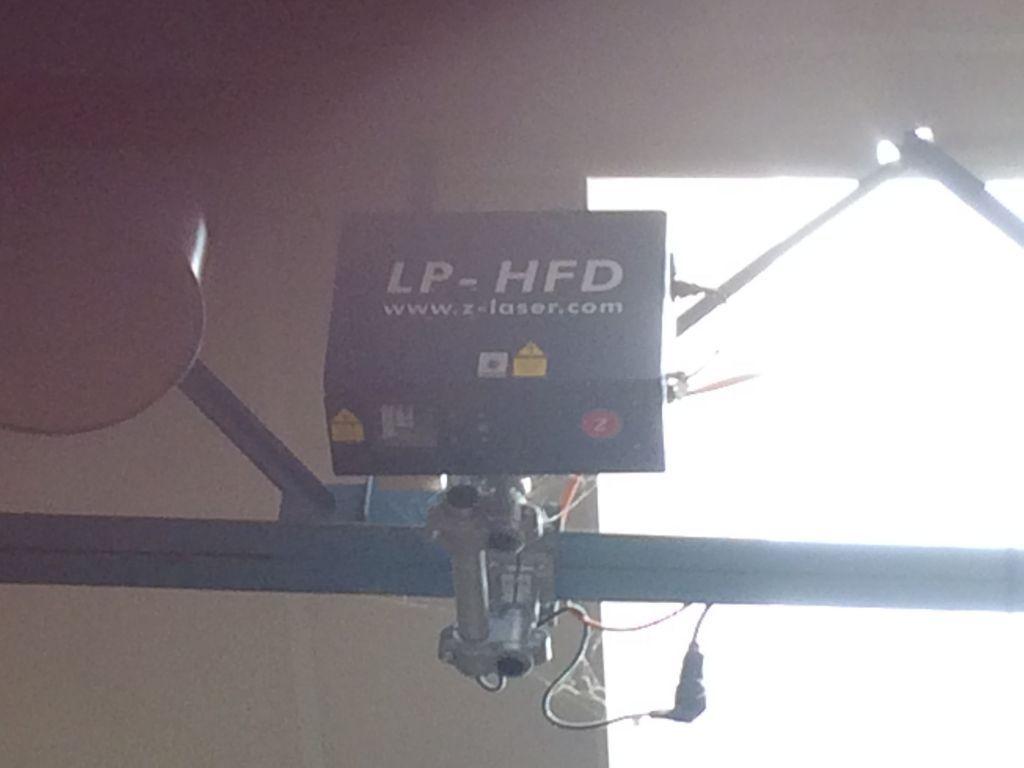 Projecteur laser de forme