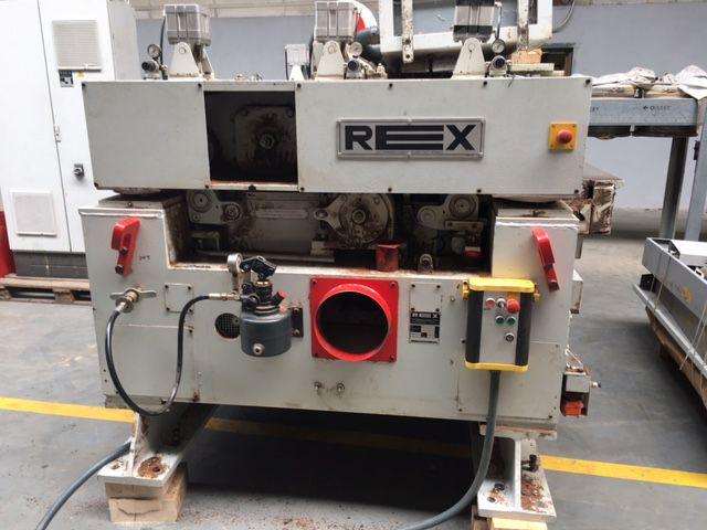 Raboteuse 2 Faces REX type ES 5080