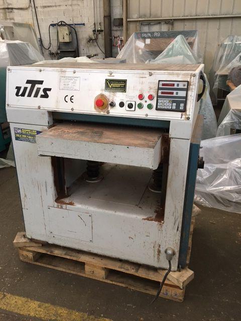Raboteuse Utis - type R60 - N°1529