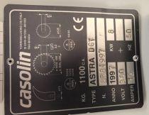 Scie à format CASOLIN type ASTRA DGT