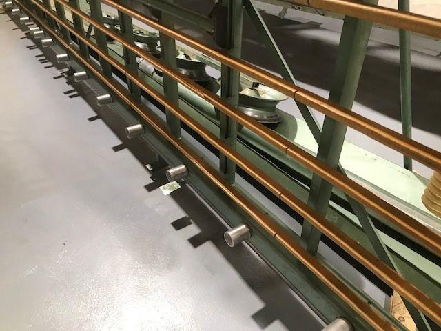 Scie à panneau vertical STRIEBIG type STANDARD