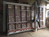 Scie à panneaux vertical Striebig - type standard II 4220 A
