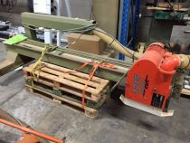 Scie à panneaux verticale Holz-her - type 1215 Super cut