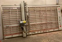 Scie à panneaux verticale STRIEBIG type ECONOM II TRK 5220 E