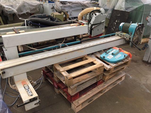 Scie à panneaux verticales Holz-Her - type 1265 Super-cut