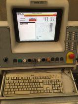 Scie à plat numérique - type EB 80