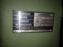 Scie à ruban LAURENT CL 700