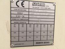 Scie à ruban SICAR type top 7