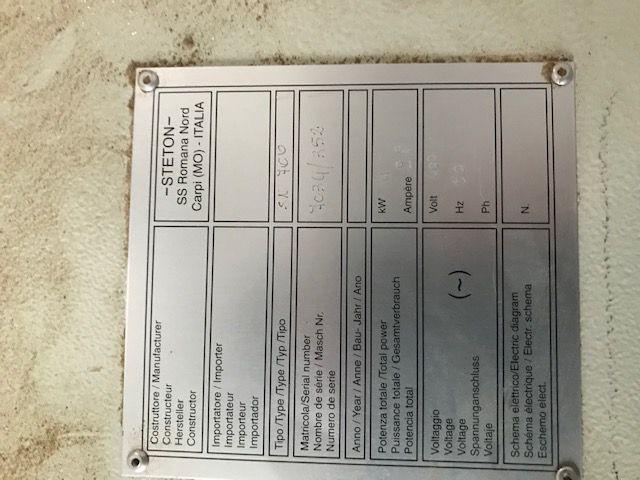 Scie à ruban STETON type SN 700