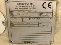 Scie horizontale à commande numérique SCM / GALAXY type GALAXY 105 ST