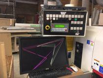 Scie horizontale à commande numérique SCM type sigma 65N