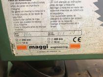 Scie radial Maggi type Big 800 de 2011